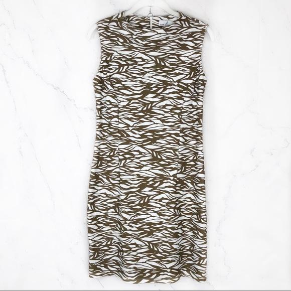 Jude Connally Dresses & Skirts - Jude Connaly high neck sleeveless dress Sz S